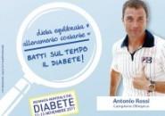 """""""Agiamo contro il diabete. Ora!"""""""